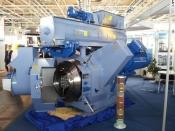 Пресс-гранулятор RMP 420, 1000-1200 кг