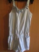 комбез ромпер для девочки Benetton Jeans