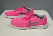 Оригинальные кроссовки Nike Free, цвет - розовый.