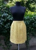 Яркая шелковая юбка Dolce & Gabbana, оригинал, новая с бирками.