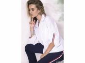 Блузка с полосками +++ БАТАЛ
