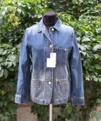 Джинсовая куртка Uniqlo ( Юникло ), Япония, новая с бирками.