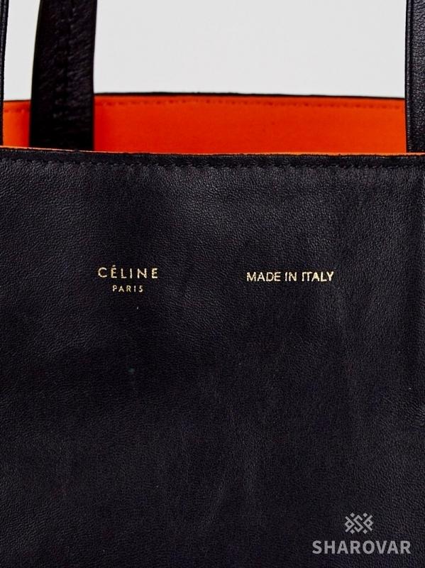 d6c469a2eb9e сумка Céline Tote Bag оригинал кожаная