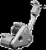 Паркетошлифовальная машина СО 206