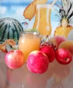 Домашний яблочный уксус на меде и на сахаре