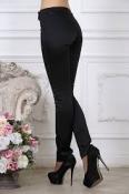 Черные вельветовые брюки хорошего качества jaeger