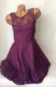 Нежное платье с гипюра от ax paris