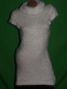 Мягусенькое уютнейшее платье-туника-травка