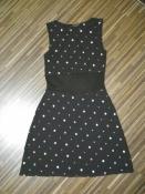 Платье красивое с вышитыми цветами