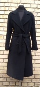 Пальто от французского бренда BEST DE LA REDOUTE, шерсть / кашемир, новое, цвет - черный.