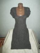 Тёплое платье-туника от E'vie