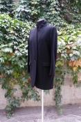 Пальто STELLA McCARTNEY, оригинал, цвет - черный.