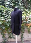 Пальто STELLA McCARTNEY, оригинал, wool / cashmere, цвет - черный.