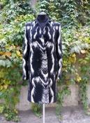 Пальто Roberto Cavalli, оригинал, новое с бирками, шерсть / ангора / мохер, очень теплое.