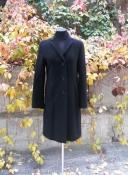 Кашемировое пальто RENÉ LEZARD ( Germany ), цвет - черный.