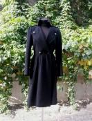 Зимнее пальто Diane Von Furstenberg, оригинал, новое, шерсть, альпака, ангора.