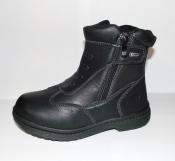 Детские зимние ботинки две молнии ( 36 р )