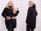 Женская куртка 5059 БАТАЛ