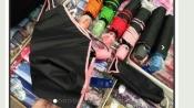 Компактный зонт автомат 28см все цвета.Женские и мужские.Зонт-28см всего длиной в сложенном виде.