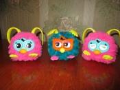 интерактивный Furby Ферби