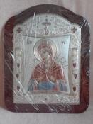 Икона Богородица Семистрельная, Греция.