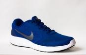 Кроссовки мужские беговые Nike Revolution 3 синие 265 мм