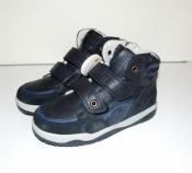 Демисезонные ботинки синие Clibее Румыния 33 - 38