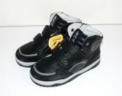 Демисезонные ботинки черные Clibее Румыния 33 - 37