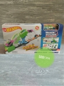 Игровой трек Hot Wheels Track Builder Hammer Drop Хот Вилс вилз 2018