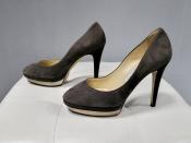 Туфли  Jimmy Choo, оригинал,  новые, цвет мокко.