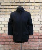 Шерстяная куртка Neil Barrett ( Италия ), цвет - черный.