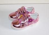 Туфли кроссовки для девочек Clibee Румыния розовые 26 - 31