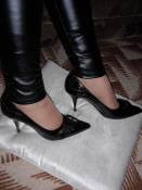 туфли лодочки лаковые классика