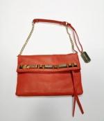 Кожаная сумочка / клатч Vince Camuto, USA.