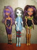 куклы Монстер Хай Monster High