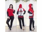 Женский Спортивный костюм 5053 +++БАТАЛ