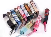 Женские зонты Zest полный автомат разные расцветки