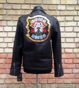Куртка - косуха от английского бренда Guns N Roses, оригинал, новая с бирками.