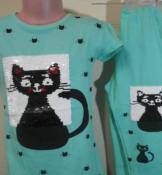 Детские  футболки с капрями из Турции.