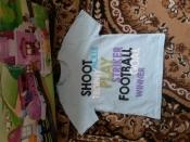 Шикарная новая( сток)фирменная футболка Nutmeg на мальчика 5-6 лет
