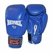 Перчатки ФБУ для бокса Reyvel 12oz кожа