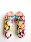 Женские туфли Dolce & Gabbana, оригинал, новые, цветочный принт.