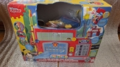 Disney Junior Mickey Mouse Club Haus to the Rescue Fire Station