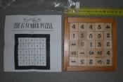 судоку деревянный пазл судоку the 15 number puzzle sudoku настольная игра