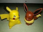 pikachu Пикачу Иви покемон