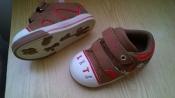 Детские ботинки мокасины размеры 20-23 T.Taccardi