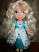 кукла Эльза Дисней