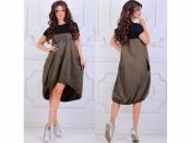 Платье свободное мод.3090