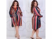 Платье рубашка +++ БАТАЛ