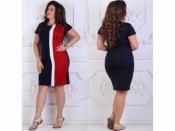 Платье 5098 +++ БАТАЛ